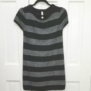CHEROKEE Striped Sweater Dress